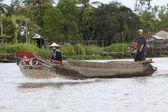 ベトナム メコン デルタ — ストック写真
