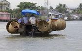 Vietnamesischen mekong-delta — Stockfoto