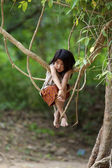 Hanging Around in Cambodia — Stock Photo
