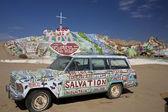 Salvation Mountain California — Stock Photo