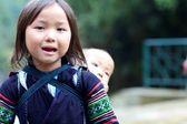 Black Hmong Vietnam — Stock Photo