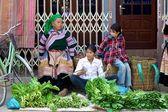 花もん族ベトナム — ストック写真
