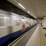 London Underground Tube Station — Stock Photo