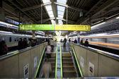 Токио станции общественного транспорта — Стоковое фото