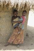Uganda Refugees — Stock Photo