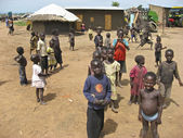 Uganda Children — Stock Photo