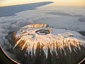 Mount Kilimanjaro — Stock Photo