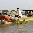 Can Tho Market Mekong Delta Vietnam — Stock Photo