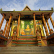 Stock Photo: Wat Chowk Cambodia