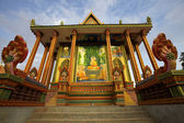 Wat Chowk Cambodia — Stock Photo