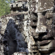 bayon temple cambodia — Stock Photo