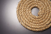 Spiral rope — Stock Photo