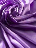 Purple satin — Stock Photo