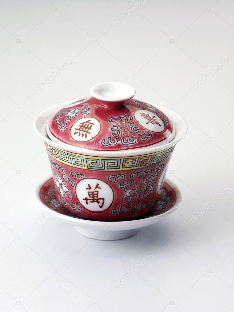 chinesische teetasse mit deckel k chen kaufen billig. Black Bedroom Furniture Sets. Home Design Ideas