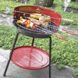 Barbecue Grill - Stock Photo