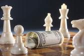 Investment risk — Stock Photo