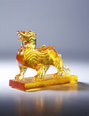 A Chinese sclupture — Stock Photo