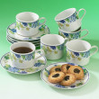 Hi -Tea set — Stock Photo
