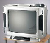 Televison — Stock Photo
