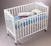 Babys cot — Stock Photo
