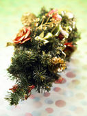 A Small Christmas Tree — Stock Photo