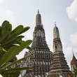 Thailand, Bangkok, Yai District, Arun Temple (Wat Arun Ratchawararam) — Stockfoto
