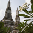 Thailand, Bangkok, Yai District, Arun Temple (Wat Arun Ratchawararam) - Lizenzfreies Foto