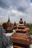 Thailand, Bangkok, Yai District, Arun Temple (Wat Arun Ratchawararam) — Stock Photo