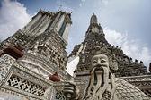 Thailand, Bangkok, Yai District, Arun Temple (Wat Arun Ratchawararam) — Stock Photo
