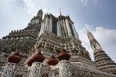 Thailand, Bangkok, Yai District, Arun Temple (Wat Arun Ratchawararam) — Foto Stock