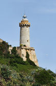 Italy, Tuscany, Elba Island, lighthouse — Foto Stock