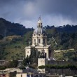 Stock Photo: Italy, Sicily, Messina, view of Cathedral's bell tower