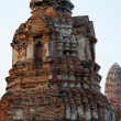 THAILAND, Ayutthaya, the ruins of the city's ancient temples — Stock Photo #8993229