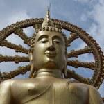 Thailand, Koh Samui (Samui Island), Phra Yai Buddhist Temple (Wat Phra Yai) — Stock Photo #9118611