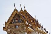 Thailand, Koh Samui, Kunaram Temple (Wat Kunaram) — Foto de Stock
