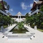 Thailand, Koh Samui (Samui Island), Thai resorts on the beach — Stock Photo #9297517