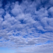 Clouds in the sky — Stock Photo #9626562