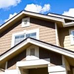 moderne huizen — Stockfoto