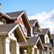 New houses — Stock Photo #10085041