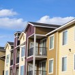 Stock Photo: Suburbhouses