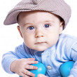 Cute baby — Stock Photo #10698722