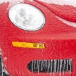 Freezing car — Stock Photo #8741036