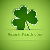 Happy St Patrick — Vector de stock