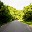 Picture of the road is long — Stock Photo