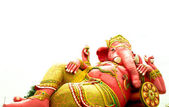 Lord Ganesha is located in Thailand — Stock Photo