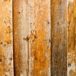 Old wooden walls — Stock Photo
