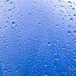 Stock Photo: Condensation on glass