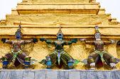 The Grand Palace Wat Phra Kaew in Bangkok, Thailand — Stock Photo