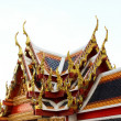 Wat Pho temple,Bangkok inThailand — Stock Photo