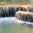 Stock Photo: Waterfall in Kanchanaburi,Thailand